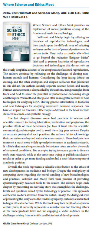 review-of-where-science-and-ethics-meet-biochemist_feb2017