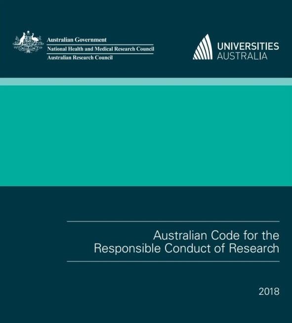 Cover of Australian Code 2018